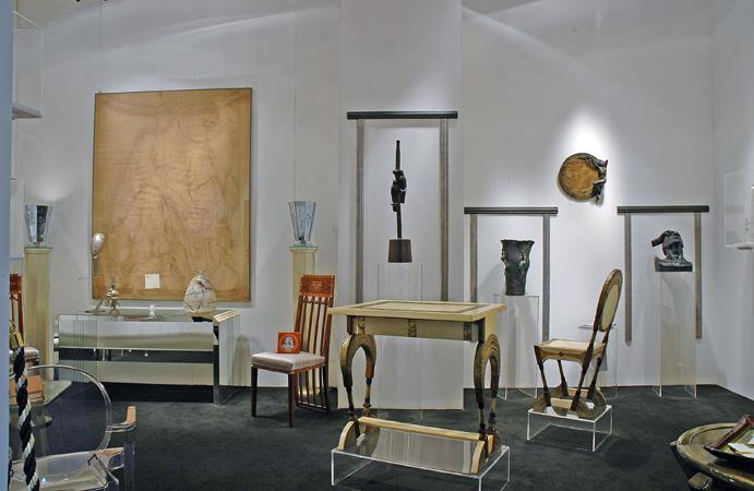 Gotha parma 2006 galleria daniela balzaretti for Mostre a parma